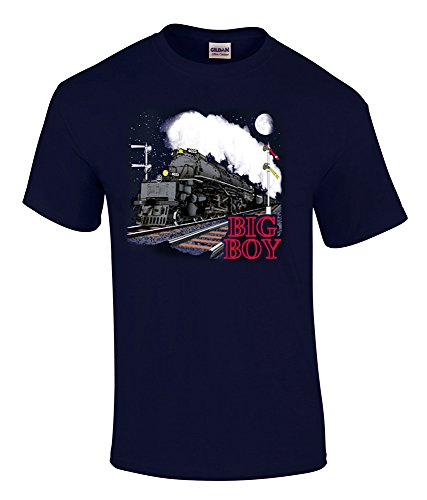 Union Pacific Big Boy Authentic Railroad T-Shirt Adult Large [10140]