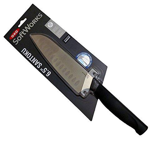 OXO SoftWorks 6.5 inch Santoku Knife