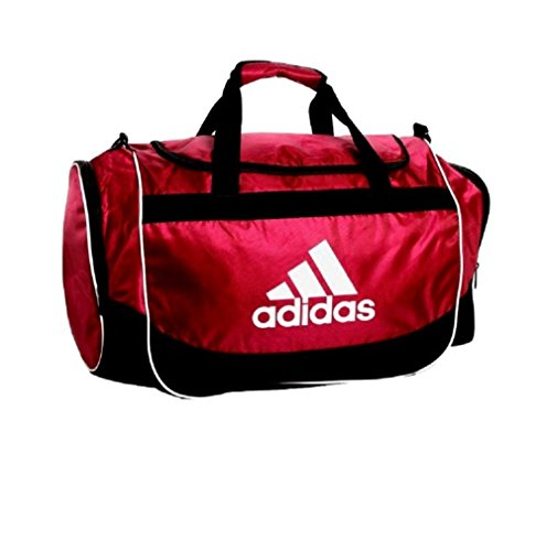 adidas Defender II Medium Duffel Bag -Red