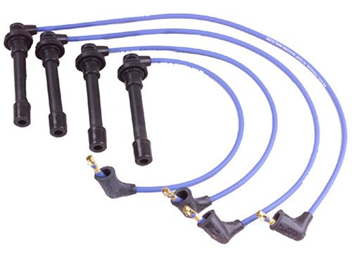 Beck Arnley 175-6025 Premium Ignition Wire Set Beck/Arnley Foreign Car Parts 175-6025-BAR