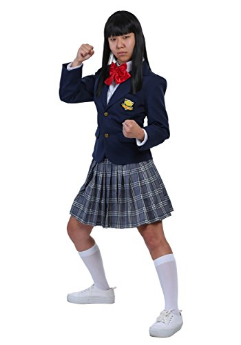 Womens Kill Bill Gogo Yubari Costume Small