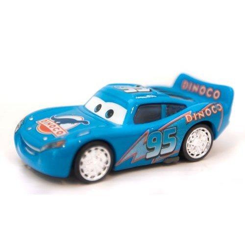 (Disney Pixar Cars Bling Bling Dinoco McQueen 1:55 Loose)
