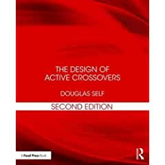 The Design of Active Crossovers, 2nd Edition from Focal Press