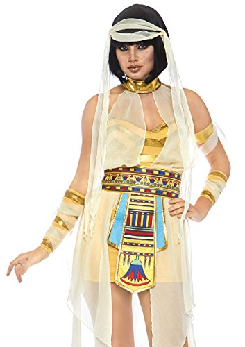 Leg Avenue Womens Lovely Lion Costume, Brown -