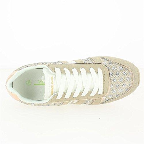 Versace Jeans Linea Fondo Stella Dis1 Suede Glitter Pois Textile E0VRBSA170028723, Basket