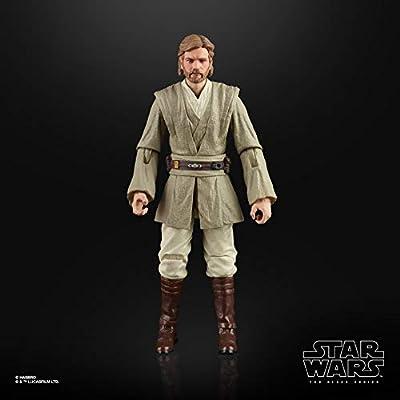 Star Wars The Black Series OBI-Wan Kenobi (Jedi Knight) Toy 6