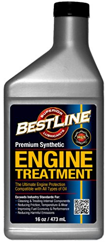 BestLine Premium Synthetic Engine Treatment 1-Pack