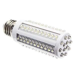 E27 4W 78-LED 5500-6000K White Light LED Corn Bulb (220-240V)