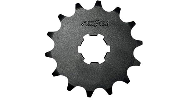 for 02-19 Honda CRF450R 520 // 14T JT Steel Front Sprocket