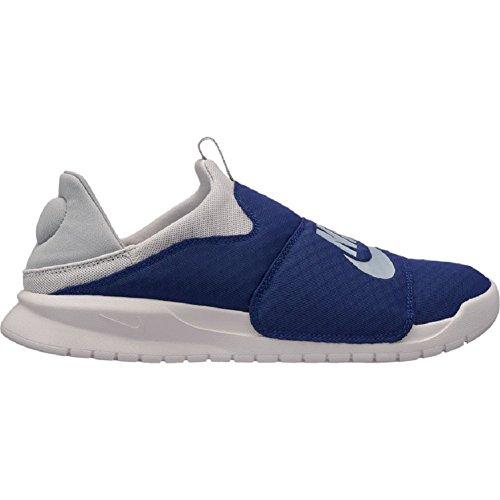 Nike Benassi Slip Diep Royal Blue / Wolf Grijs-groot Grijs