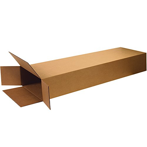 Aviditi HD14468FOL Side Loading Boxes, 14'' x 4'' x 68'' (Pack of 10) by Aviditi