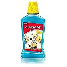 Colgate Kids Minion Mouthwash, 500ml