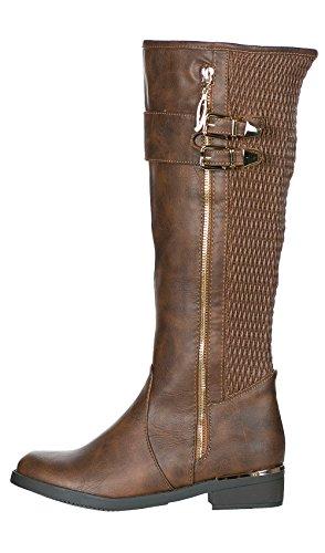 Knee High Boot Tops - 6
