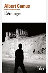 L'étranger (Collection Folio, no. 2) (French Edition) Mass Market Paperback
