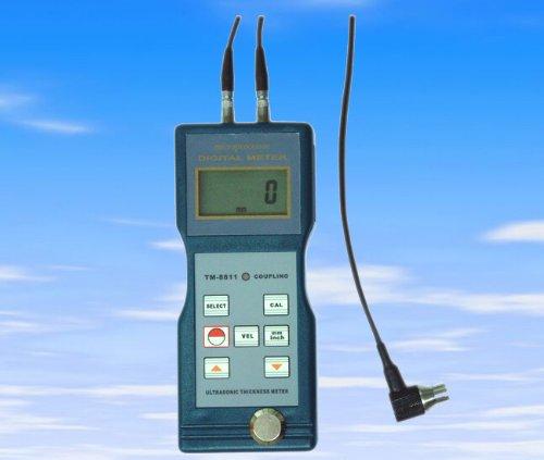 TM-8811 Ultrasonic Wall Thickness Gauge 1.2-200mm,0.06-8inch TM8811 - Wall Thickness Gauge