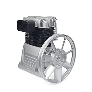 XtremepowerUS Pro Aluminium Air Compressor Pump 3 HP 11.5CFM 145PSI Pulley from XtremepowerUS