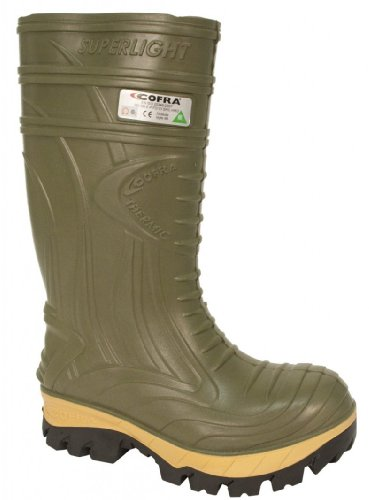 Cofra Thermic Safety Boots Review