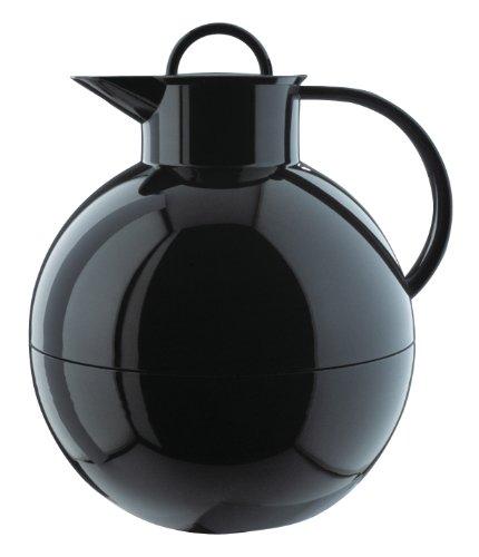 WMF Alfi Modern Classic Shiny Black Plastic Thermal Carafe, 4 Cup ()