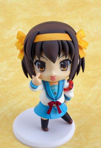 Nendoroid: 09 Melancholy of Haruhi Suzumiya Haruhi Suzumiya PVC ()