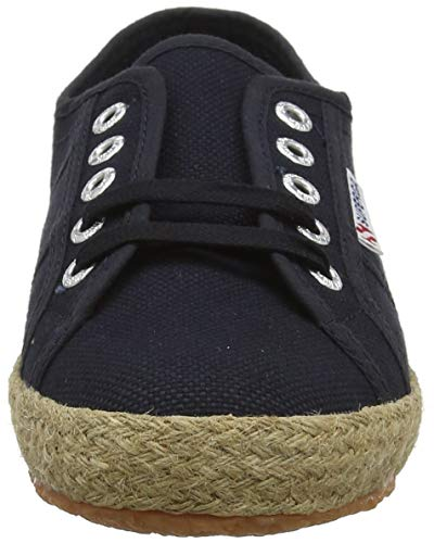 Graphite cotropeu J70 Superga blue Blu 2750 7ww1H