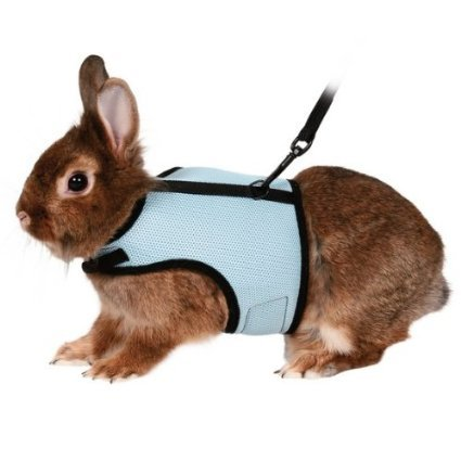 Trixie Soft Harness Size Adjustable 25 - 40 cm With for sale  Delivered anywhere in USA
