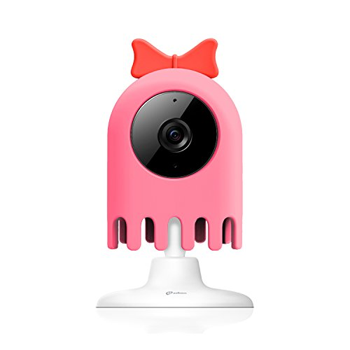 Amazon Lightning Deal 66% claimed: Wireless IP Camera,Misafes Wi-Fi IP Camera Webcam Mini Baby Pet Monitor Home Security Cameras Wireless Spy Network 2-Way Audio Motion Detection,Surveillance Webcam System For IOS Android (720p HD)