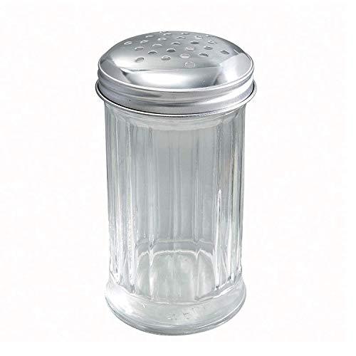 Sugar Pourer / Shaker, Plastic Base - Perforated ()