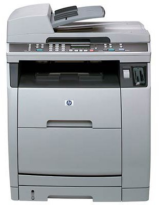 HP Color LaserJet 2840 All-in-One Printer/Copier/Scanner/Fax (Q3950A#ABA)