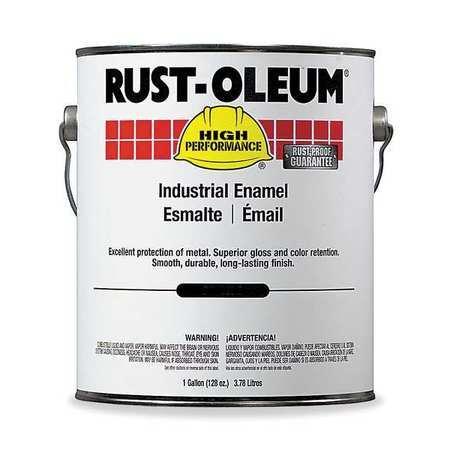 Rust-Oleum High Performance 7400 DTM Alkyd Enamel- 470402 Aluminum, 1-Gallon