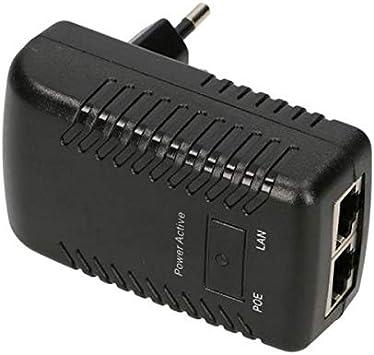 VARIA Group POE-24-12W 24V 12W 0.5A Power Adapter Wall Plug