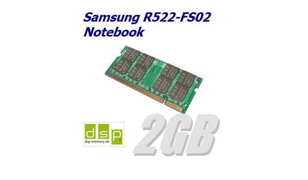 Memoria RAM de 2 GB para Samsung R522 de FS02 portátil: Amazon.es: Informática