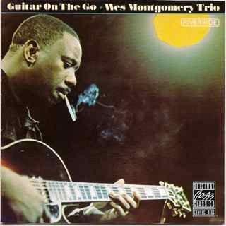 Wes Montgomery Trio, The - Guitar On The Go - Original Jazz Classics - OJCCD-489-2, Riverside Records - ()