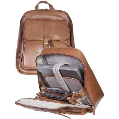 Scully Hidesign H295-07-23 Backpack,Brown,One Size