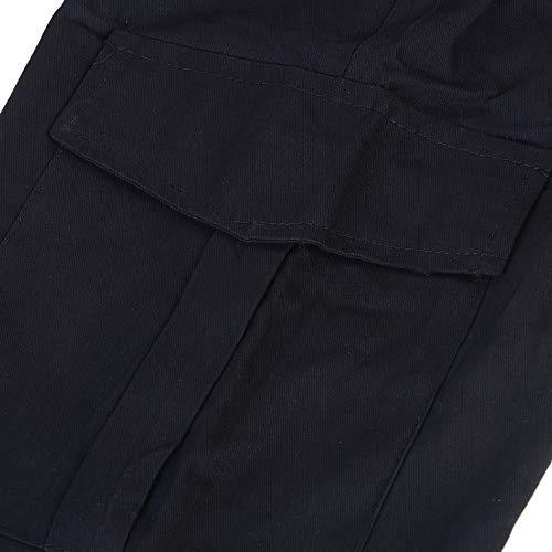 De Slim Homme Fit Pantalons Running Jogging Sport Respirant Uni Training lashes F Couleur Noir 140xwqtq