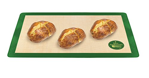 Mrs. Anderson's Baking Non-Stick Silicone Roasting Mat, 11.625