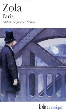 Paris Zola (Folio (Gallimard)) (French Edition)