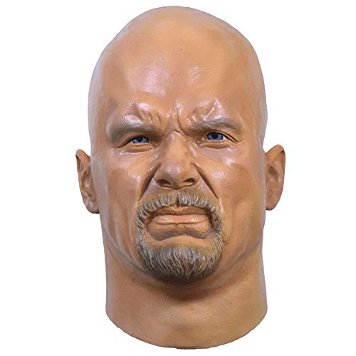 (Trick Or Treat Studios Adult Stone Cold Steve Austin Mask - ST)