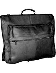 David King & Co. 42 Inch Garment Bag Deluxe, Black, One Size