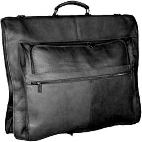 David King & Co. 42 Inch Garment Bag Deluxe, Black, One Size by David King & Co