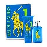 Big Pony Collection #1 Blue Coffret: Eau De Toilette Spray 100ml/3.4oz + Hydrating Body Lotion 200ml/6.7oz - 2pcs