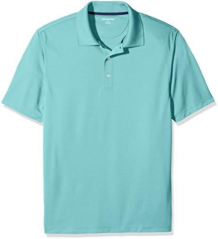 Amazon Essentials Camisa de secado rápido tipo polo para hombre