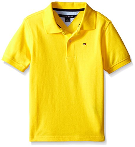 068fe4fe Tommy Hilfiger Boys' Short Sleeve Ivy Polo Shirt (B0085J8UFU) | Amazon price  tracker / tracking, Amazon price history charts, Amazon price watches, ...