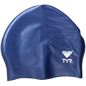 TYR Wrinkle Free Junior Silicone Cap