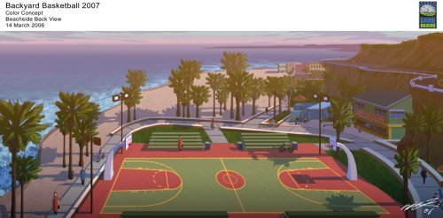 Amazon.com: Backyard Basketball 2007   PlayStation 2: Artist Not Provided:  Video Games