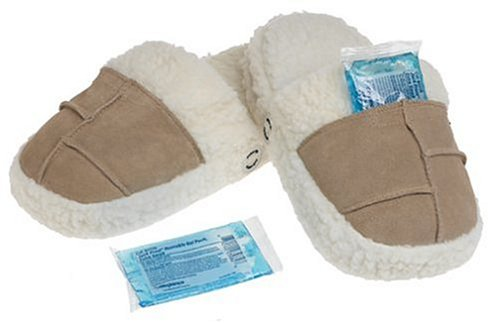 Conair VSW1G Vibrating Womens Slippers