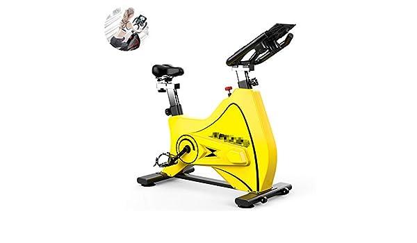 XULONG Bicicleta Spinning, Bicicleta de Ejercicio de Interior ...