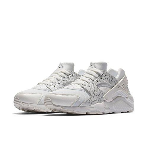 Mesh Run Youth Blanco Nike Huarache Trainers EtSdxfwqfW