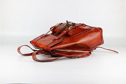 DJB/Schultertaschen Frauen Taschen Damen Casual Fashion Leder Messenger Schultertasche Leder Handtasche