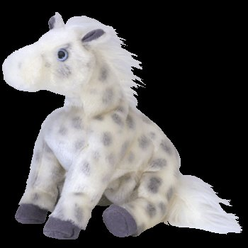 Amazon.com  Lightning the Horse - Ty Beanie Babies  Toys   Games 18013b02948