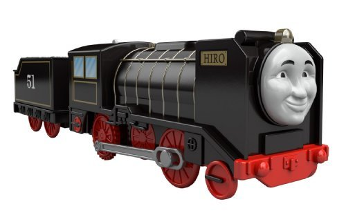Thomas & Friends Thomas the Train: TrackMaster Hiro with Motorized Engine Thomas the Tank Engine and Friends Hilo - 2014